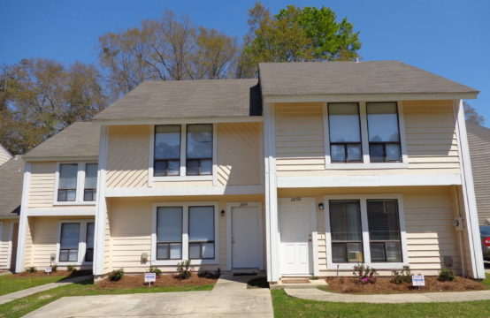 Continental Ave Townhomes: One Bedroom Units